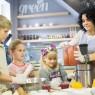 детские мастер-классы в кафе GREEN