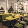 кафе GREEN для вегетарианцев